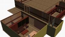 پروژه ی بازسازی اتاق کنترل