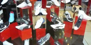 دکوراسیون فروشگاه اسپیدو