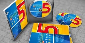 چاپ CD و قالب CD  کنفرانس ملی نیروگاه های برق